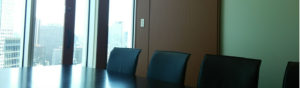 福岡市天神の事務所